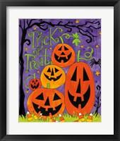 Framed Spooky Fun V