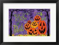 Framed Spooky Fun I