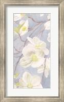 Framed Breezy Blossoms II
