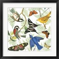 Framed Natures Flight II