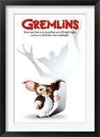 Framed Gremlins