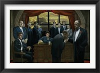 Framed Mafia Respect