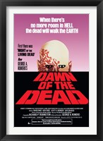 Framed Dawn of the Dead