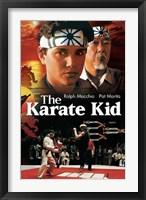 Framed Karate Kid