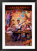 Framed Coco