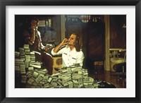 Framed Blow - Cash Color