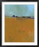 Framed August Fields