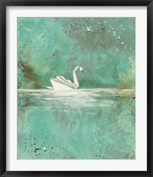 Framed Serenity Lake