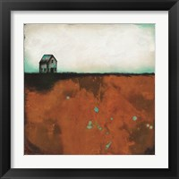 Framed Country Solace