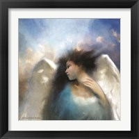 Framed Reverie of an Angel