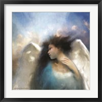 Framed Reverie of an Angel