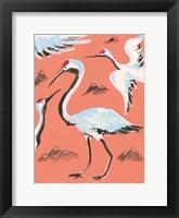 Framed Storks II
