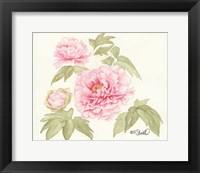 Framed Garden Blush