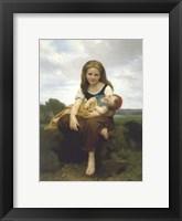 Framed Elder Sister (La Soeur Ainee)