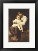 Framed Eldest Sister, 1886