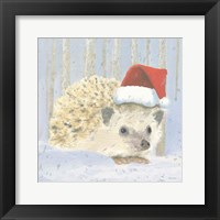 Framed Christmas Critters Bright IX