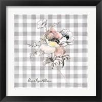 Framed Sketchbook Garden X Checker Blessed