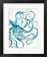 Framed Deep Sea VIII v2 Teal
