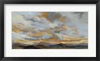 Framed High Desert Sky I