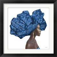 Framed Pure Style II Blue