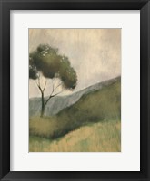 Framed Downhill Foliage 1