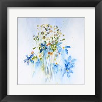 Framed Daisies With Love