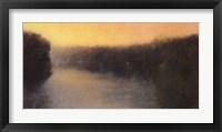 Framed River Road