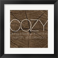 Framed COZY
