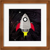 Framed Spaceship Adventure