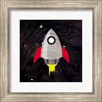 Framed Spaceship Adventure