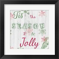 Framed Christmas Typo 1