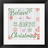 Framed Christmas Typo 2