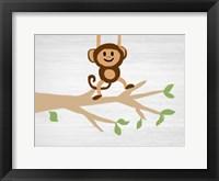 Framed Monkey Around