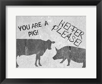 Framed Heifer Please!