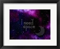 Framed Space
