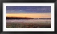 Framed Mist Hovering
