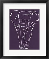 Framed Pearlyphant