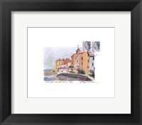 Marcianan Marina Framed Print
