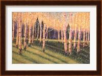 Framed Aspen Light (Left)