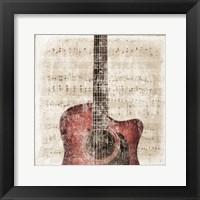 Framed Acoustic