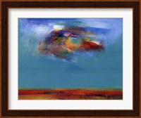 Framed Desert Cloud