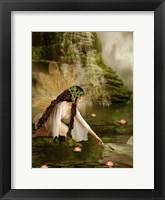 Framed Water Fairy