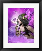 Framed Air Fairy