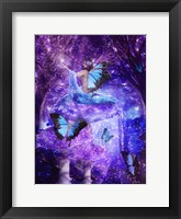 Framed Sky Fairy