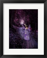 Framed Night Fairy
