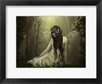 Framed Forest Fairy