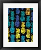 Framed Multi Pineapples