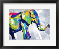 Framed Colorphant