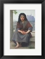 Framed Bohemian, 1890