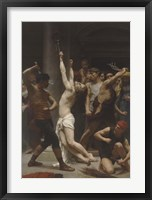 Framed Flagellation of Christ